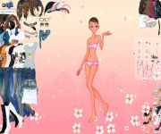 Retro Dress Up gra online