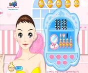 Rocking Girl Make Over gra online