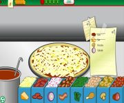 Rolf's Pizza Making Game gra online