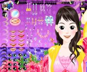 Rose Girl Make Up gra online