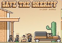 Save The Sheriff gra online