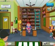 School Library gra online