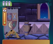 Scooby Doo and the Creepy Castle gra online