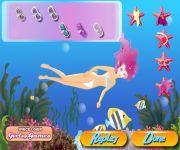 Scuba Diving Dress Up gra online