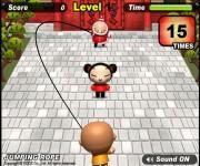 Skacz na skakance gra online