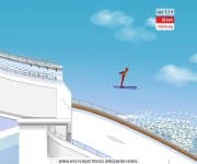 Ski Jump 2 gra online