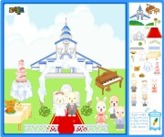 Ślub misiów gra online