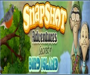 SnapShot Adventures - Secret of Bird Island gra online