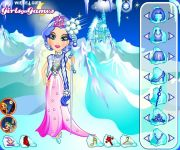Snow Queen Dress Up gra online