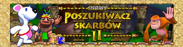 Snowy: Puszukiwacz skarbów 2