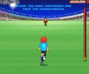 Soccer Sensation gra online
