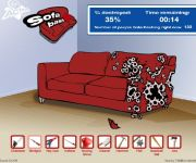 Sofa Bash gra online