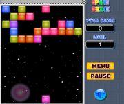 Space Bricks gra online