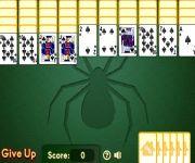 Spider Solitaire gra online