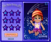 Star Baby Dress Up gra online