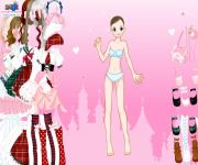 Stockings Dress Up gra online