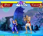Street Fighter II gra online