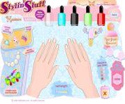 Stylin Stuff Manicure Game gra online