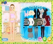 Super Girl Dress Up gra online