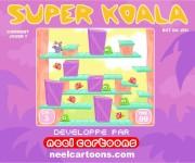 Super koala gra online