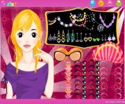 Surprised Look Make Up gra online