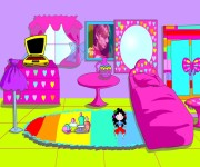 Teenage Bedroom Make Over gra online