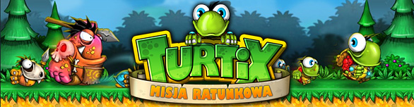 Turtix - Misja Ratunkowa