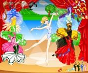 Ubieranka Baletnica gra online