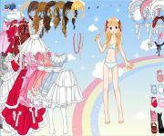 Ubieranka z Sukienkami gra online