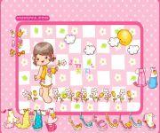 Ubierz Dzieciaczka gra online