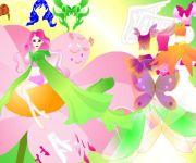 Ubierz Leśną Wróżkę gra online
