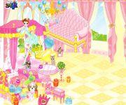 Udekoruj Różowy Salon gra online