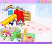 Urządź Pokój Dziecięcy gra online