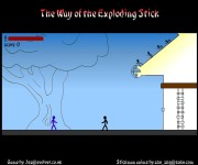 Way of the Xploding Stick gra online