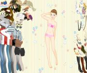 Western Girl Dress Up gra online