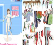 Winter Fun Dress Up gra online
