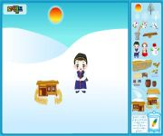 Winter Wonder Decoration gra online