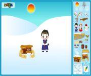 Winter Wonder Decoration gra online