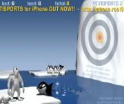 Yeti Sport - pingwinki gra online