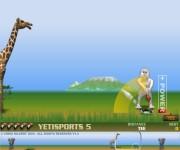 Yeti Sport - ptak gra online