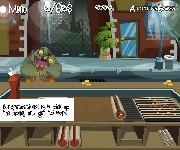 Zombie Burger gra online