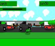 3d Frogger gra online