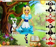 Alice in Dress Up Land gra online