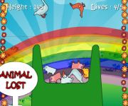 Animal Stackers gra online