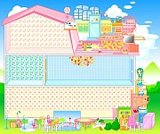 Barbie House gra online