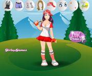 Baseball Girl Dress Up gra online