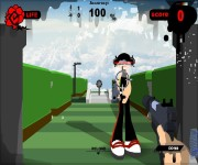 Battle garden gra online