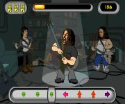 Battle of Rock Gods gra online