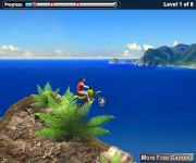 Beach Bike gra online