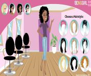 Being Girl Dress Up Party gra online